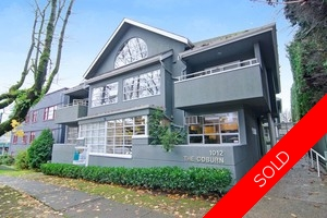 The Coburn - Shaughnessy Condo for sale: 2 bedroom 839 sq.ft.